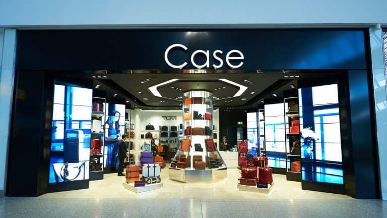 MNP Case Luggage