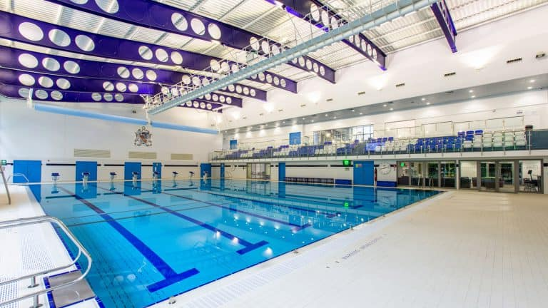 MNP Haberdasher Aske Swimming Pool
