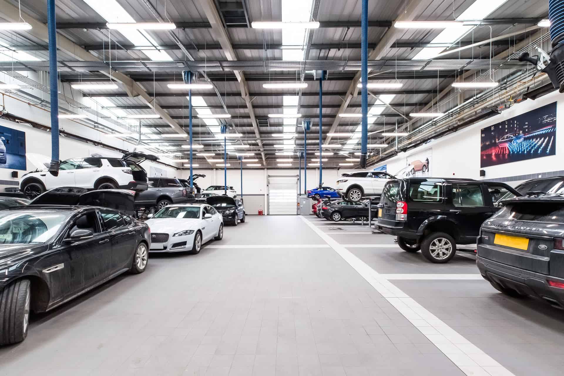 MNP Jaguar Land Rover, Watford