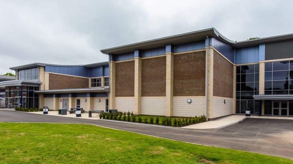 MNP Haberdasher Aske's Sports Complex