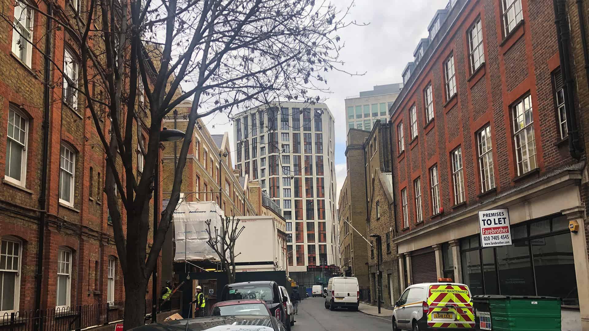 Mnp Parker Tower London