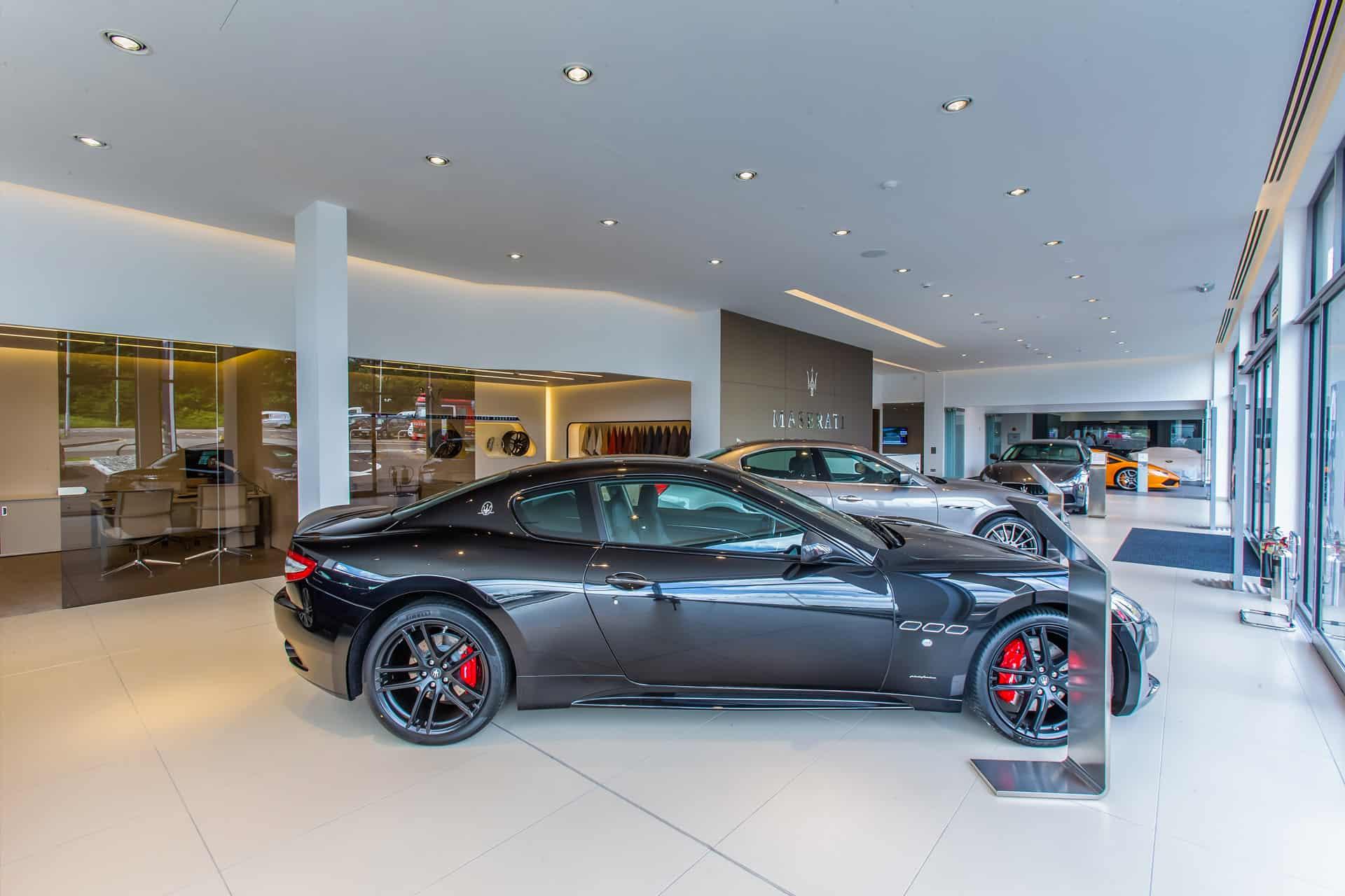 MNP Maserati Lamborghini
