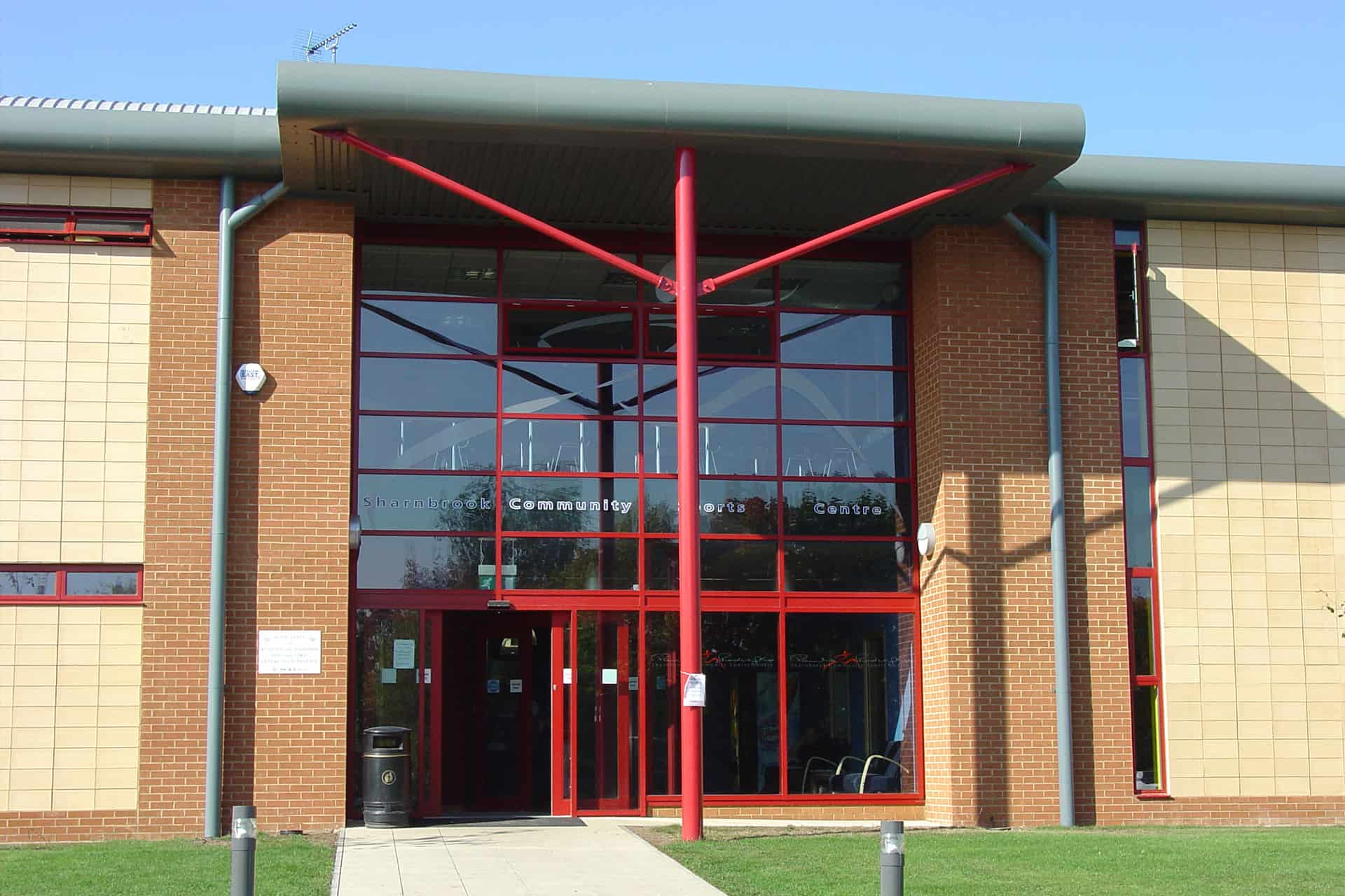MNP Paula Radcliffe Sports Centre