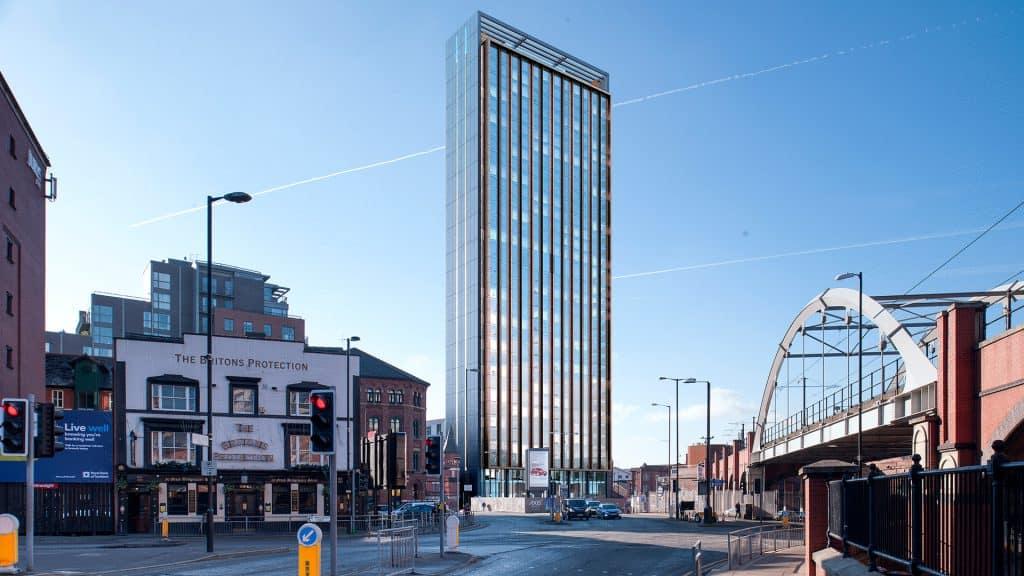 MNP Whitworth Street Manchester