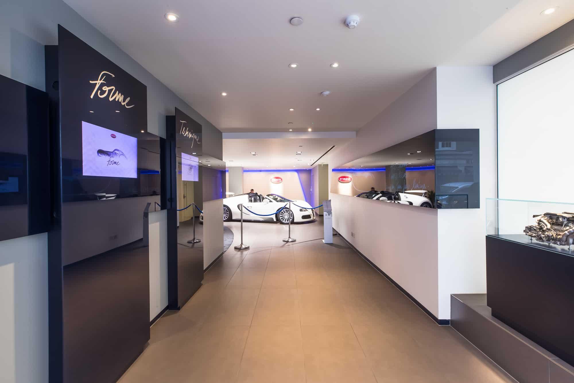 MNP Bugatti