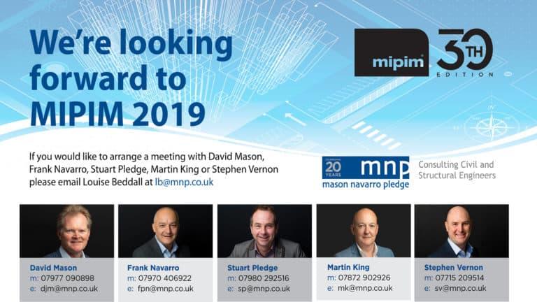 MNP MIPIM 2019