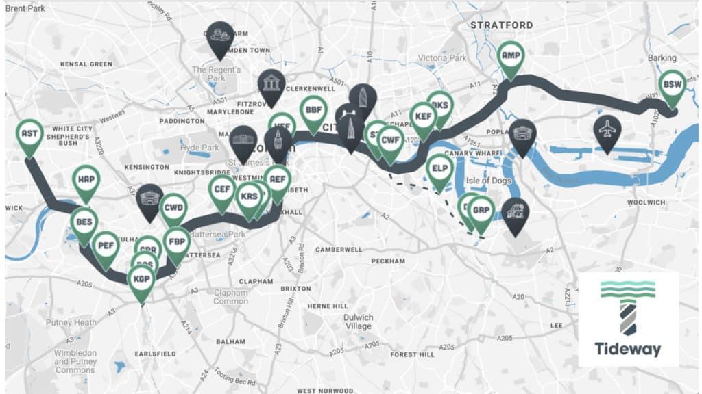 Thames Tideway Settlement Impact Reports