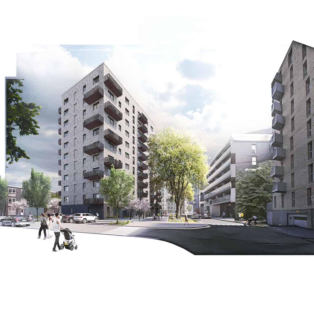 Gascoigne West Development