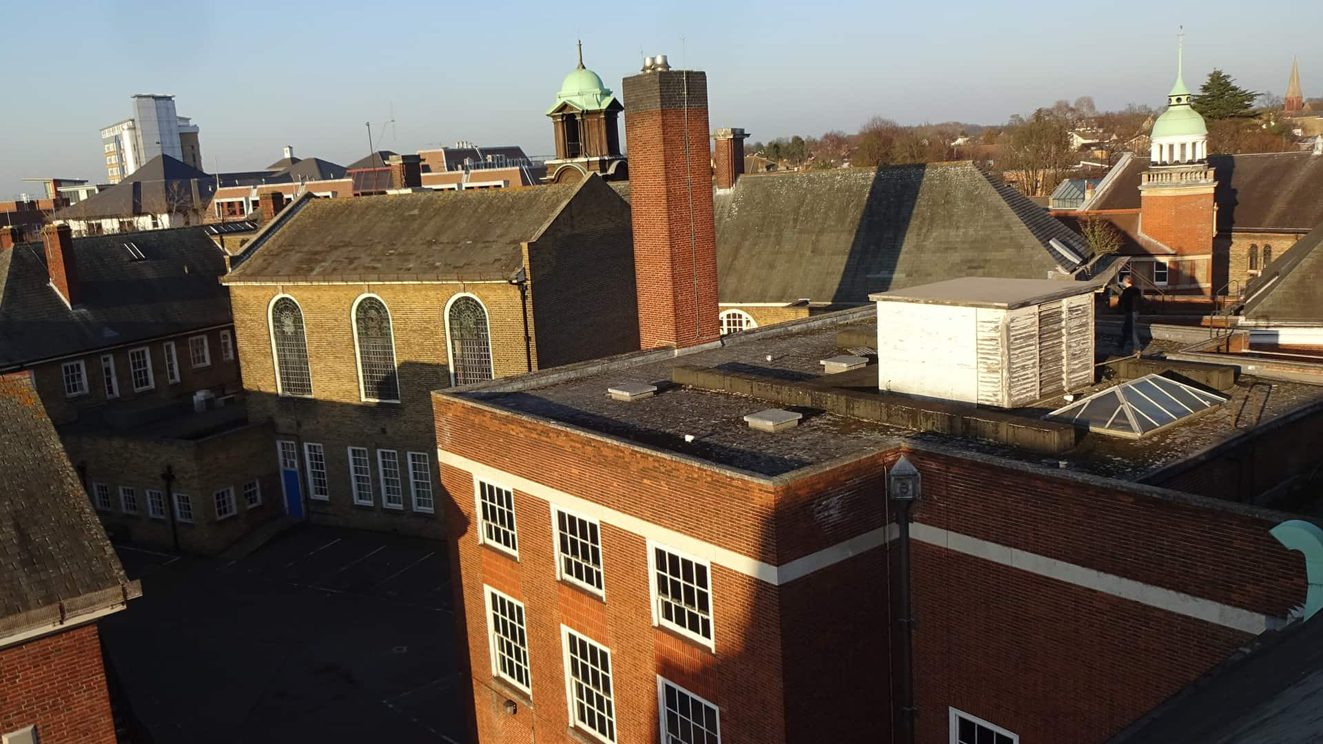 Mason Navarro Pledge Bromley Town Hall Alternate Roof Angle