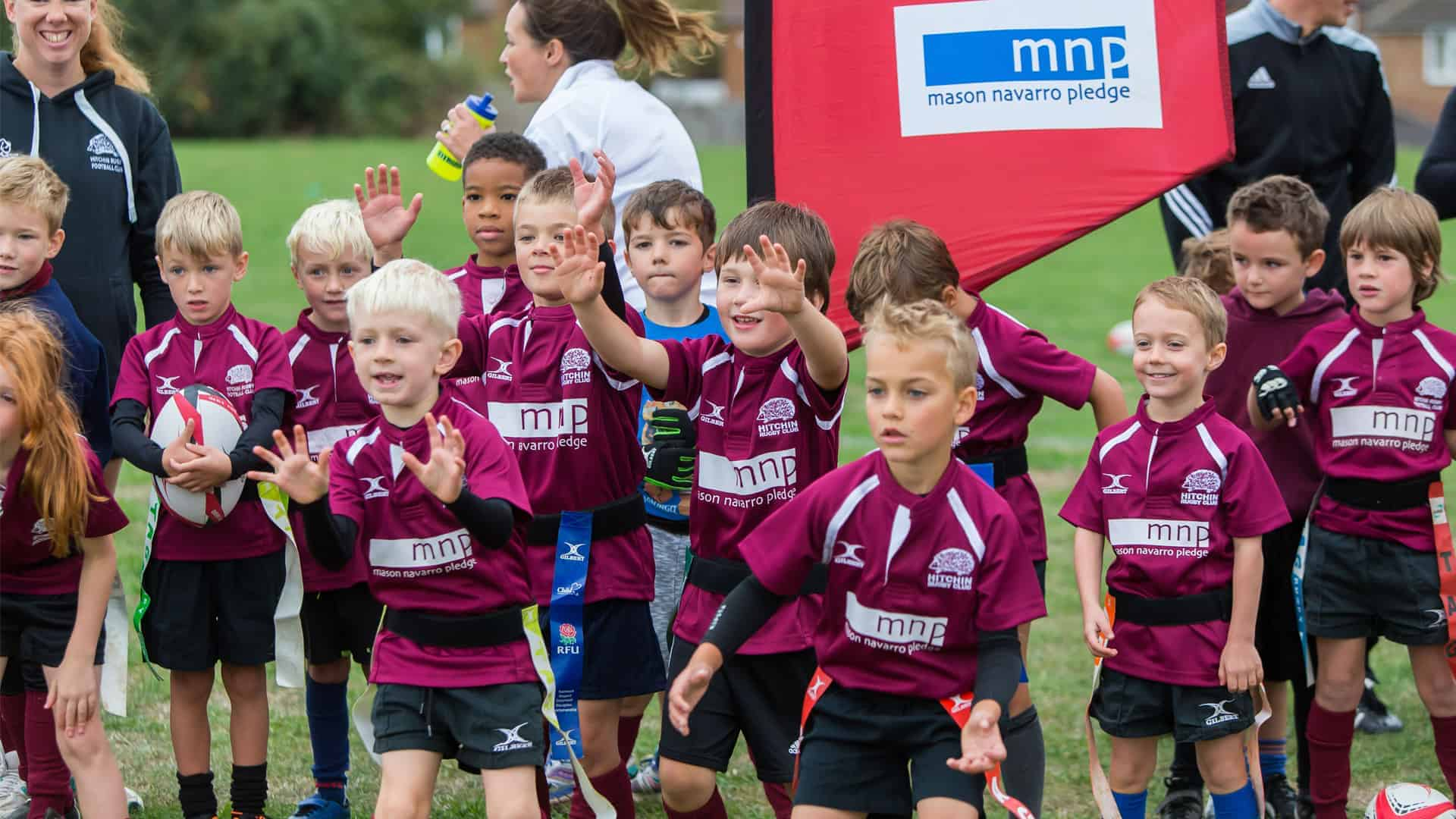 MNP Hitchin Rugby Minis