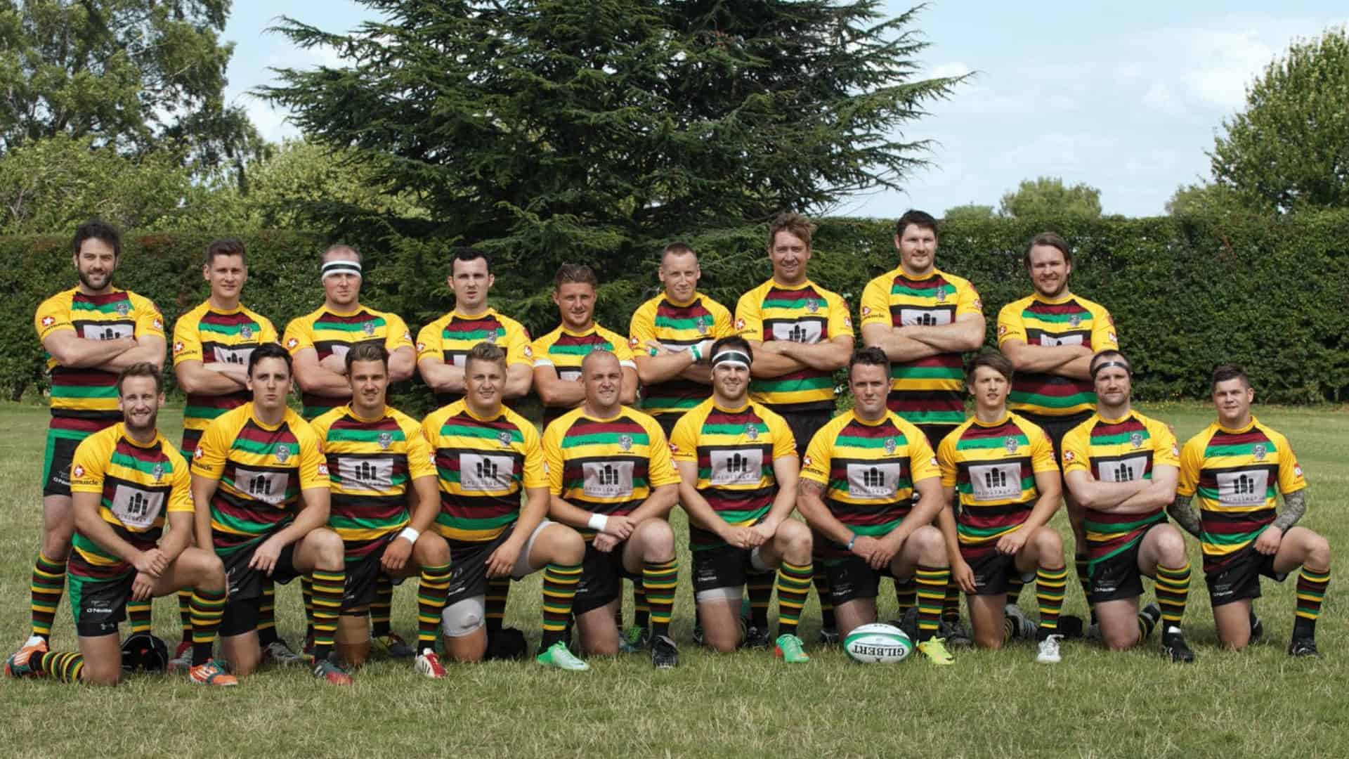 Mnp Herts Barbarians Yellow