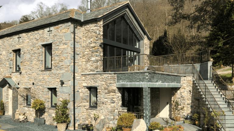 Borrowdale Barn Lake District