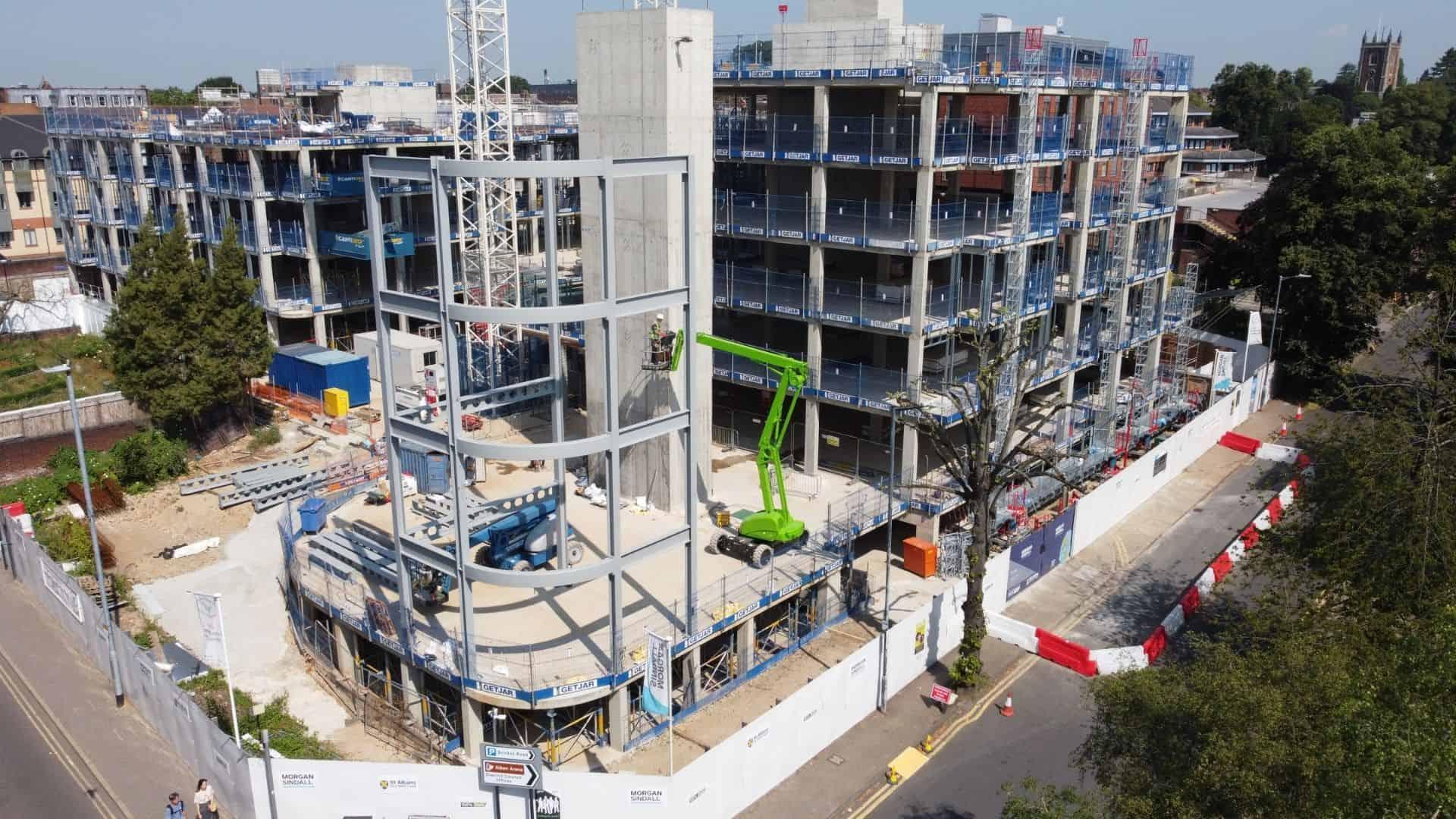 Construction Phase St Albans CCOS