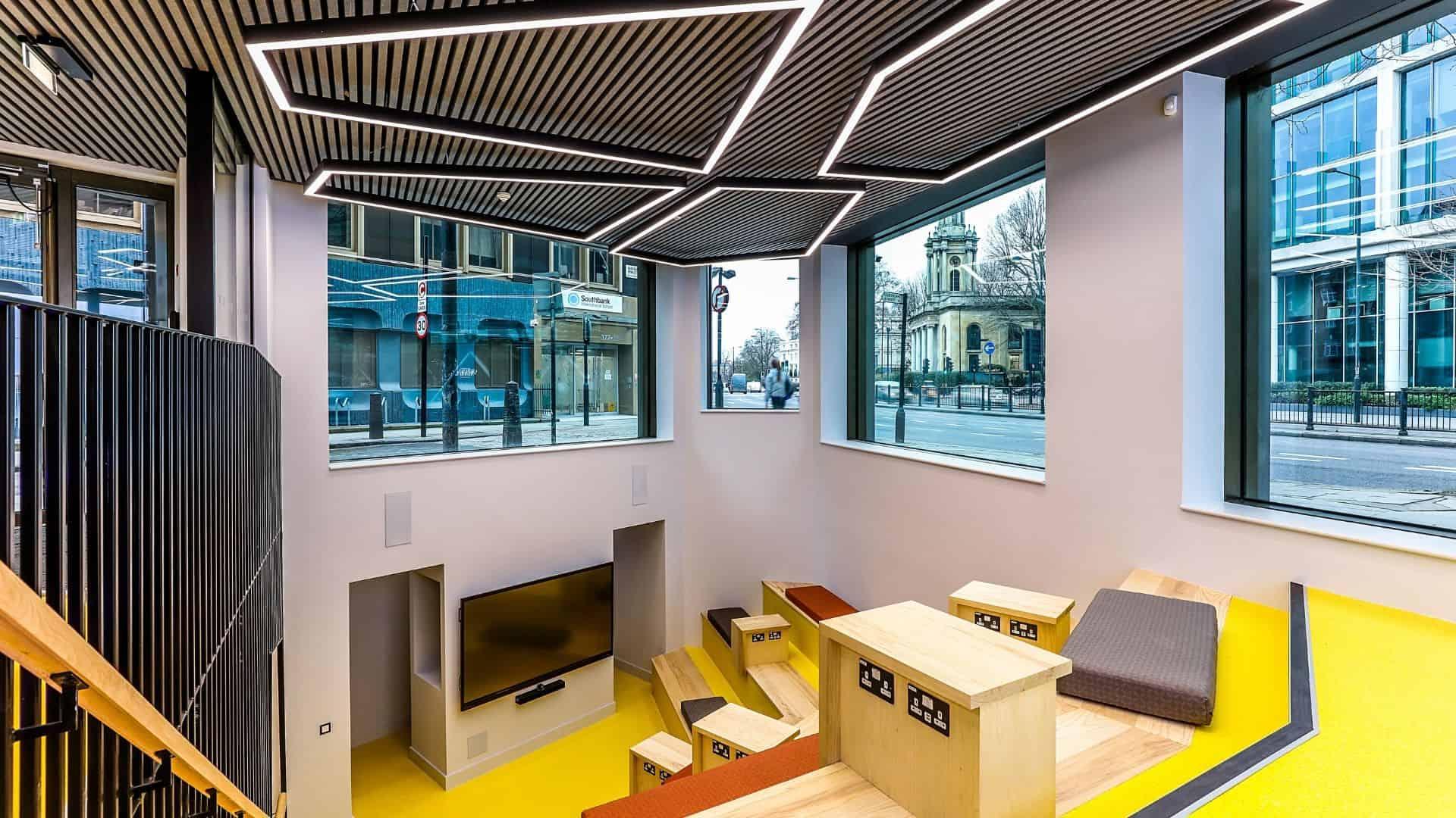University Of London Birkbeck Street Level MNP