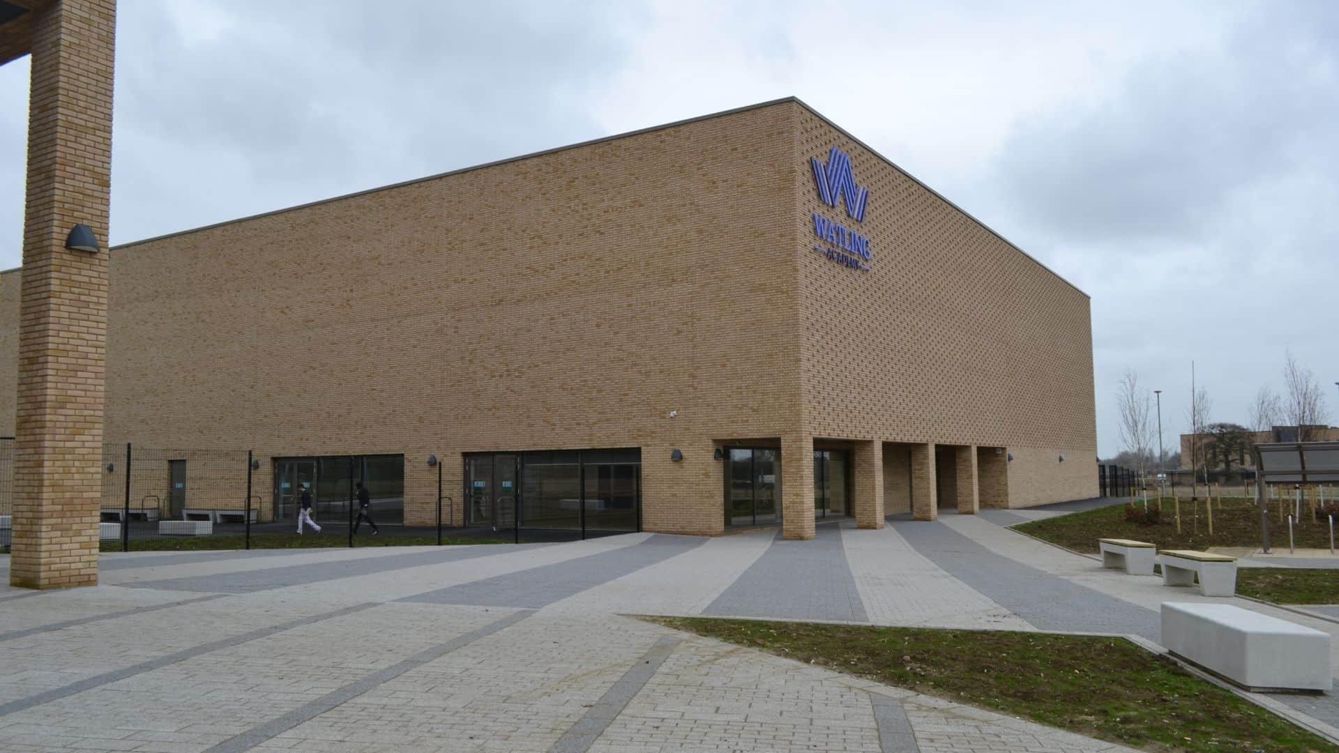 MNP Watling Academy Full Size External 1 Milton Keynes