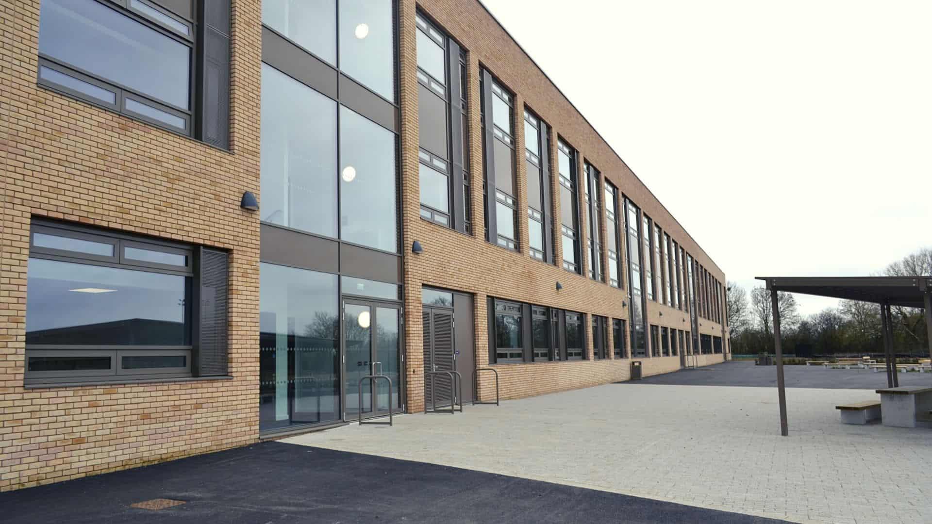 External Facade Milton Keynes MNPWatling Academy Full Size External 2