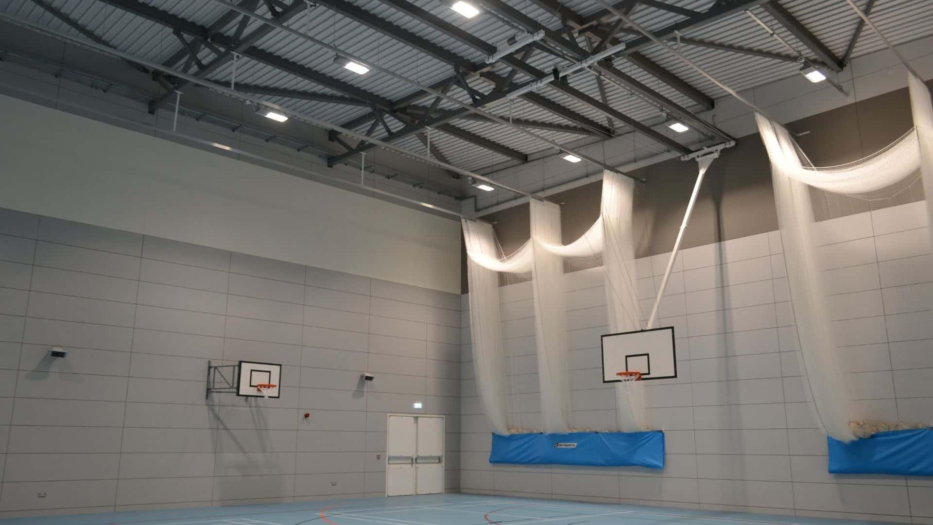 Sports Hall MNP Watling Academy Milton Keynes