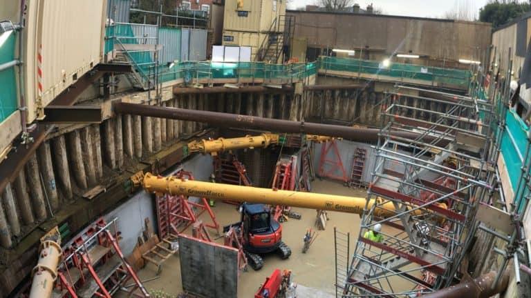 16a Lyndhurst Construction Phase